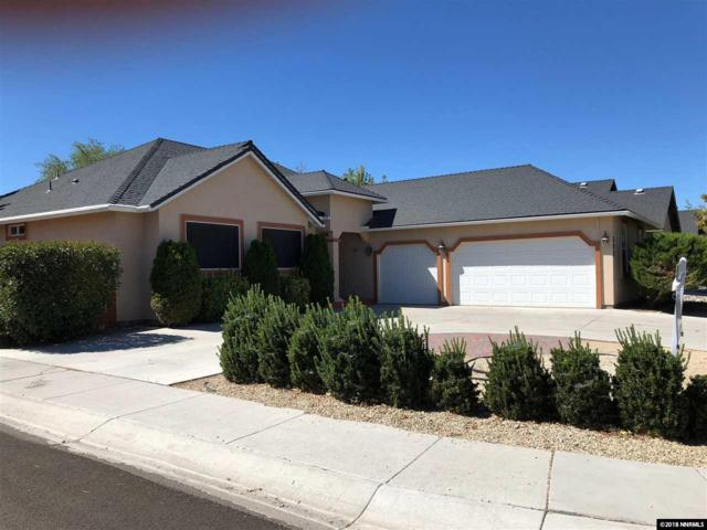 825 Divot, Fernley, NV 89408 (MLS #180014068) :: Harpole Homes Nevada