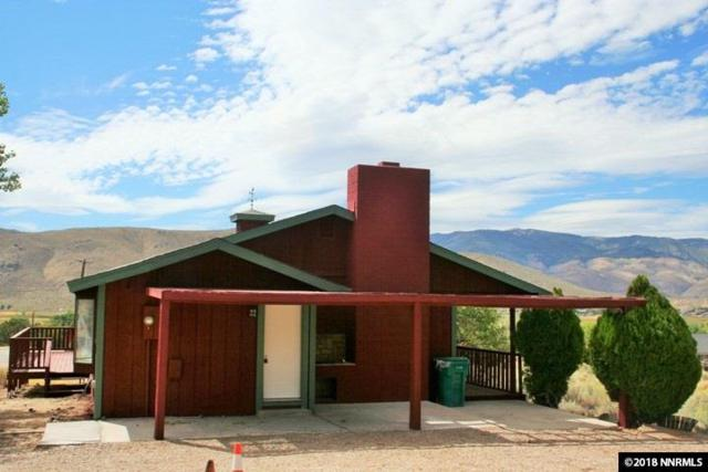 1850 S Deer Run Rd, Carson City, NV 89701 (MLS #180014093) :: The Mike Wood Team