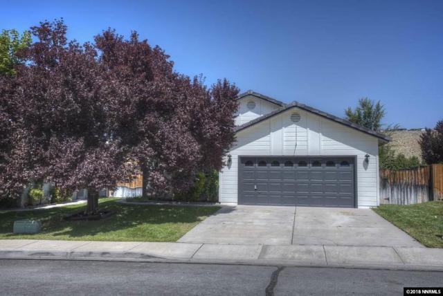 5219 Palo Alto Circle, Sparks, NV 89436 (MLS #180014094) :: Chase International Real Estate