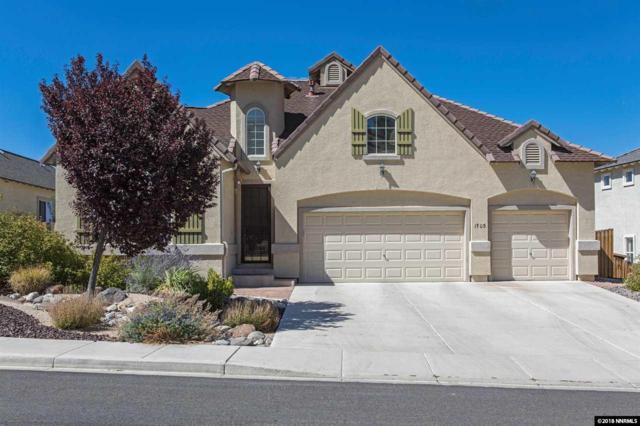 1703 Cloud Peak Dr., Sparks, NV 89436 (MLS #180014095) :: Chase International Real Estate