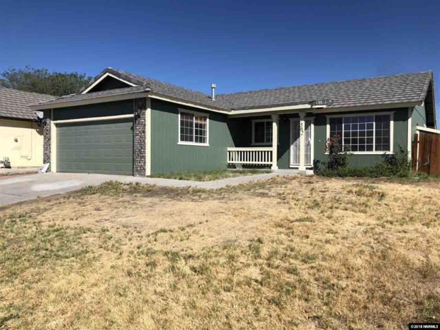 562 Keddie Street, Fallon, NV 89406 (MLS #180014129) :: Chase International Real Estate