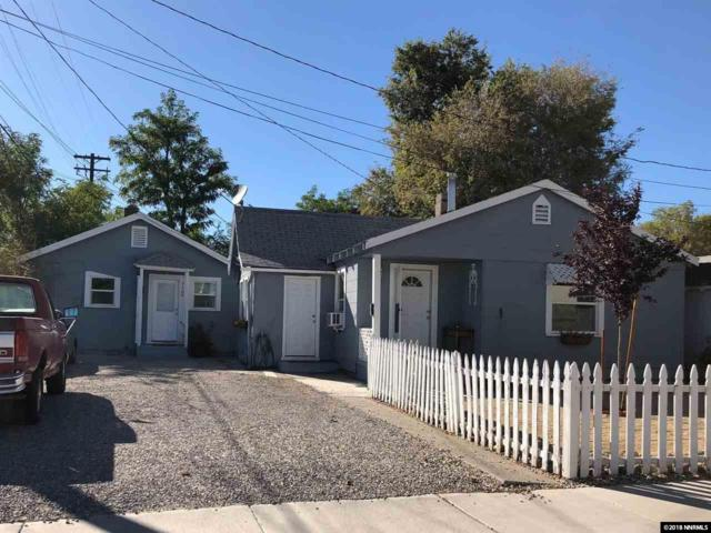 1107 & 1109 Wilson Avenue, Reno, NV 89502 (MLS #180014134) :: NVGemme Real Estate