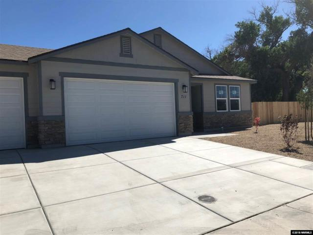 711 White Eagle Lane, Fernley, NV 89408 (MLS #180014140) :: Chase International Real Estate