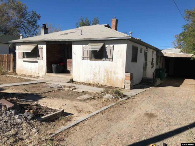 170 S Center Street, Fernley, NV 89408 (MLS #180014145) :: Chase International Real Estate