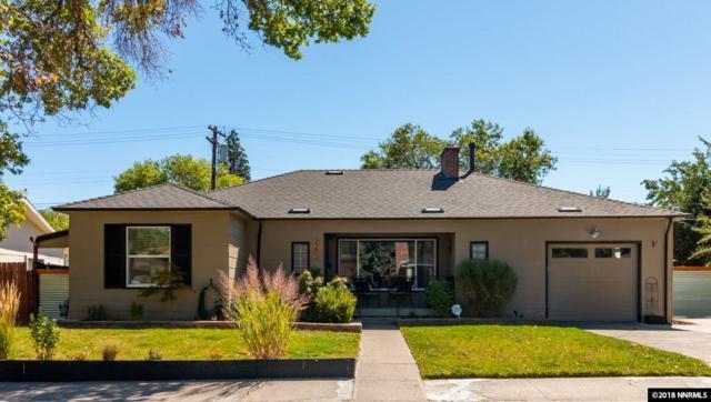 2202 Riviera St., Reno, NV 89509 (MLS #180014173) :: Marshall Realty