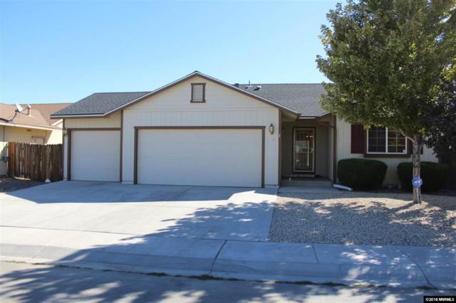 145 Relief Springs Road, Fernley, NV 89408 (MLS #180014176) :: Chase International Real Estate