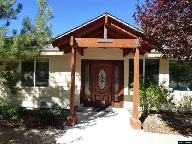 250 Bullion Rd, Dayton, NV 89403 (MLS #180014180) :: NVGemme Real Estate