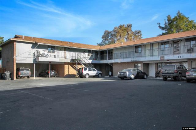 417 E Park, Carson City, NV 89706 (MLS #180014192) :: Marshall Realty