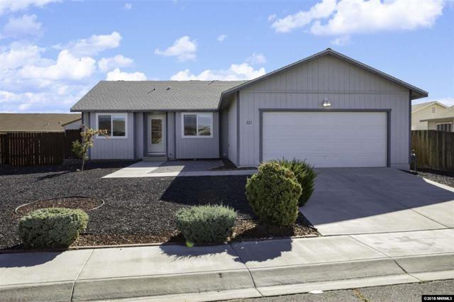 221 Endeavor Ln, Fernley, NV 89408 (MLS #180014197) :: Chase International Real Estate
