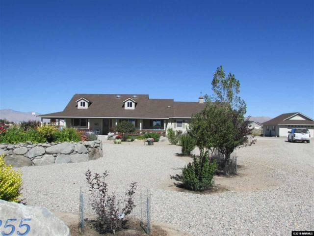255 Chaparral Dr., Smith, NV 89430 (MLS #180014227) :: The Mike Wood Team