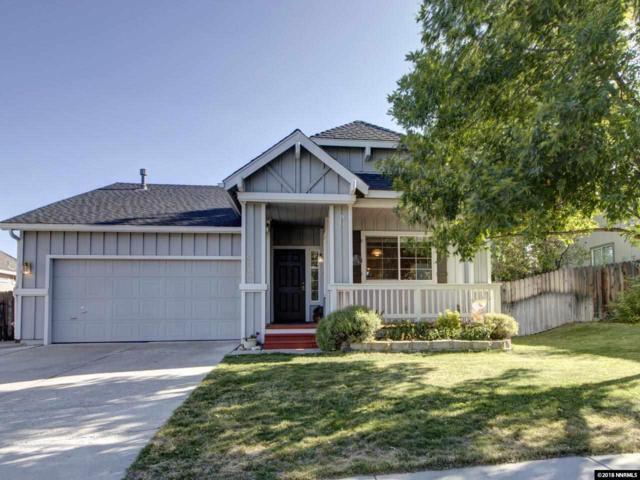 5610 Daybreak Drive, Reno, NV 89521 (MLS #180014244) :: Marshall Realty