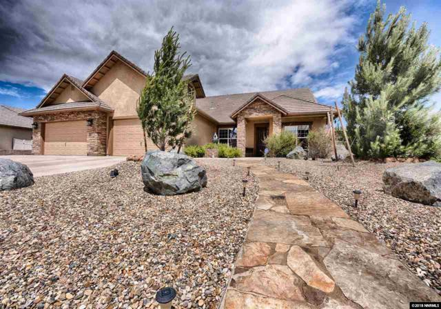 416 Chianti Way, Dayton, NV 89403 (MLS #180014249) :: Chase International Real Estate
