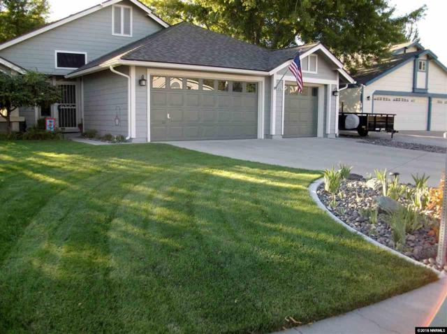 4455 Imperial Court, Sparks, NV 89436 (MLS #180014251) :: Marshall Realty