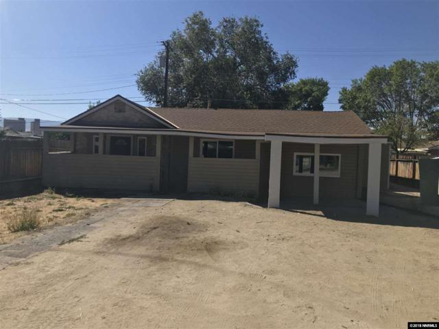 647 Stanford Way, Sparks, NV 89431 (MLS #180014254) :: Marshall Realty