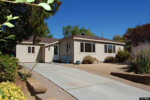 1865 Ellendale Rd, Reno, NV 89503 (MLS #180014259) :: NVGemme Real Estate
