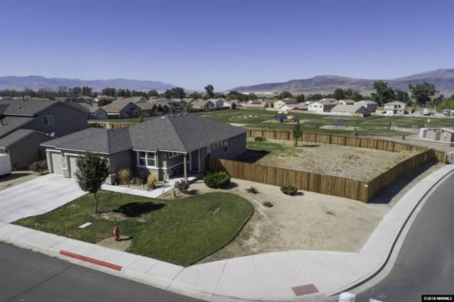 2840 S Fork Road, Fernley, NV 89408 (MLS #180014261) :: Chase International Real Estate