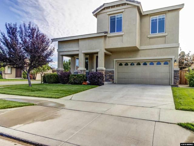 2460 Burtin Drive, Sparks, NV 89436 (MLS #180014279) :: Chase International Real Estate