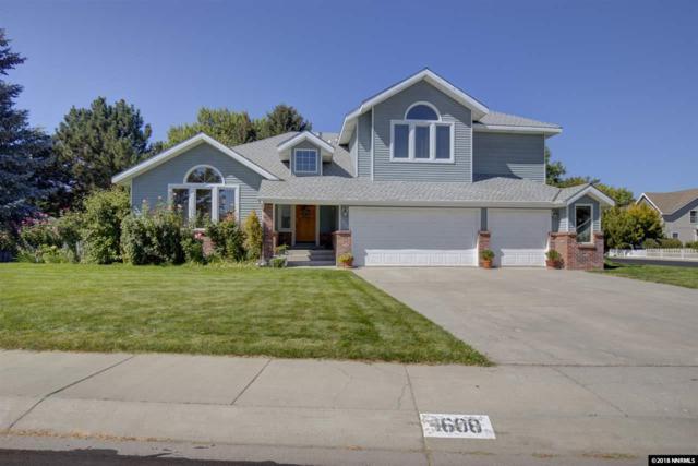 1608 Olua Street, Minden, NV 89423 (MLS #180014285) :: NVGemme Real Estate