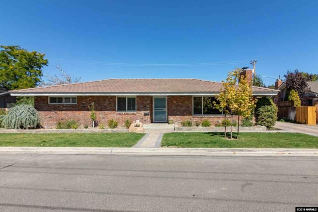 1445 Monroe, Reno, NV 89509 (MLS #180014291) :: Ferrari-Lund Real Estate