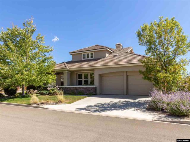 8160 Sierra Ridge Ct., Reno, NV 89523 (MLS #180014295) :: Ferrari-Lund Real Estate