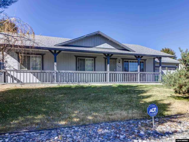 140 Carlene Drive, Sparks, NV 89436 (MLS #180014302) :: Chase International Real Estate