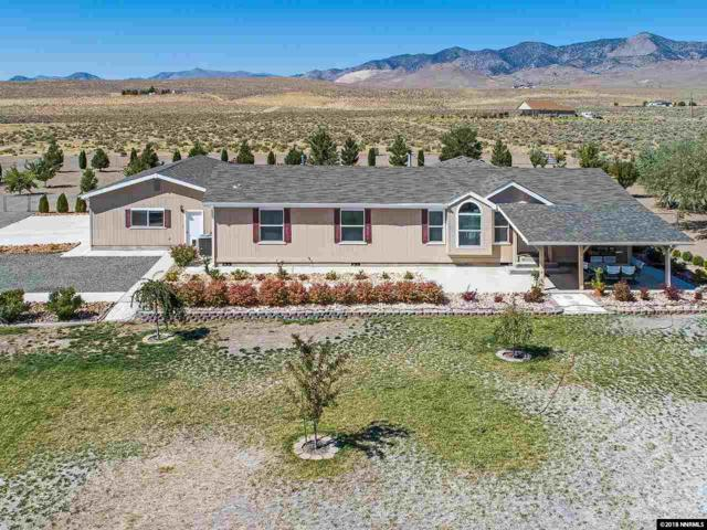 7505 Iron Mountain, Stagecoach, NV 89429 (MLS #180014308) :: Marshall Realty