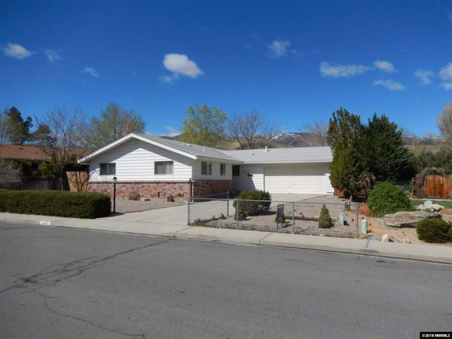 3016 Baker Drive, Carson City, NV 89701 (MLS #180014309) :: Ferrari-Lund Real Estate