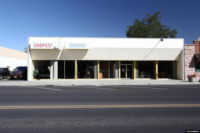 20 S Main Street, Yerington, NV 89447 (MLS #180014323) :: Ferrari-Lund Real Estate