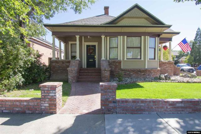 524 Holcomb Avenue, Reno, NV 89502 (MLS #180014324) :: NVGemme Real Estate