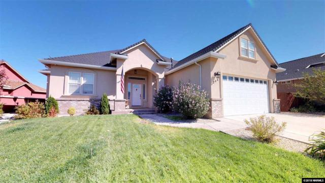 246 Mary Lou Lane, Fernley, NV 89408 (MLS #180014326) :: Ferrari-Lund Real Estate
