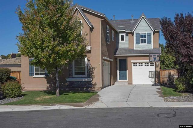 2717 Dome Court, Sparks, NV 89436 (MLS #180014331) :: Marshall Realty