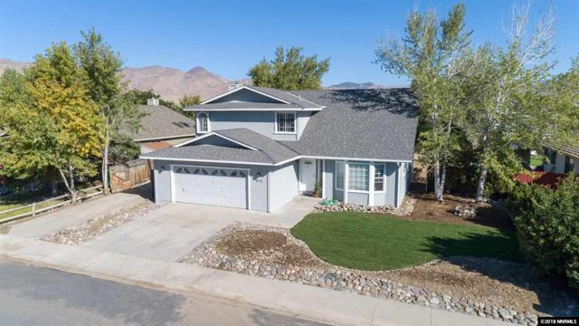 312 Stillwater Dr, Dayton, NV 89403 (MLS #180014332) :: NVGemme Real Estate