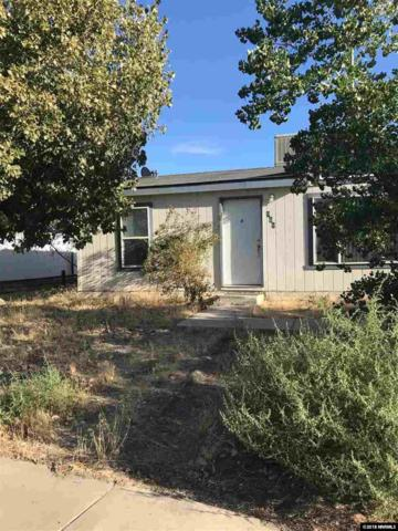 969 Green Valley, Fernley, NV 89408 (MLS #180014345) :: Chase International Real Estate