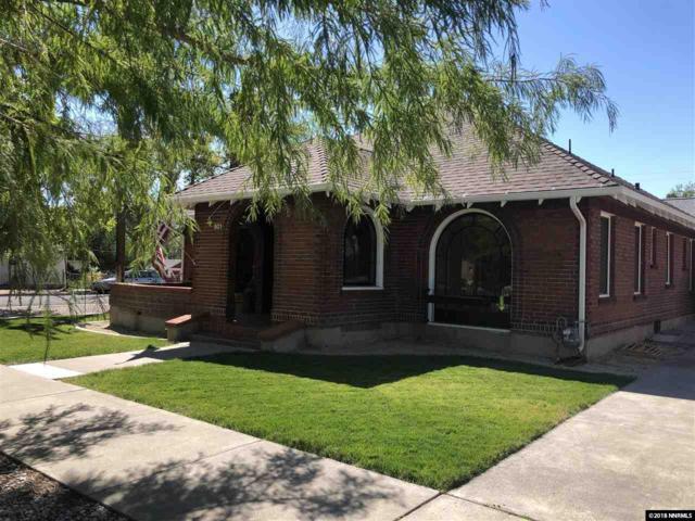901 Bell Street, Reno, NV 89503 (MLS #180014346) :: Harpole Homes Nevada