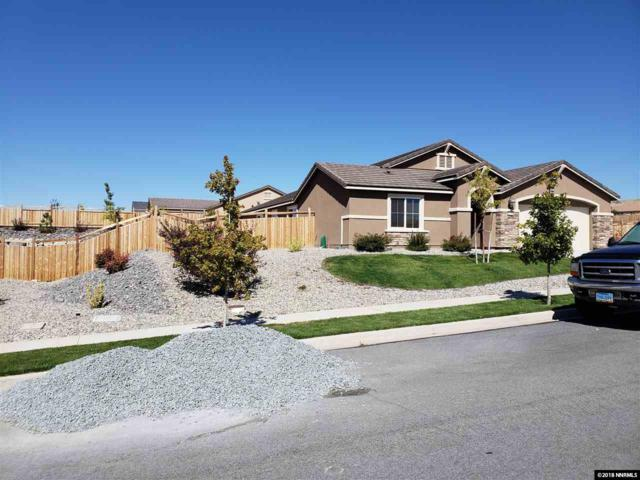 3740 Gravity Street, Sparks, NV 89436 (MLS #180014348) :: Marshall Realty