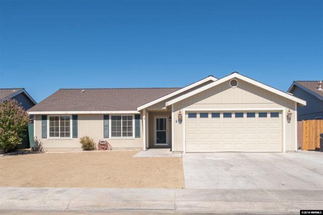434 Trellis Drive, Fernley, NV 89408 (MLS #180014356) :: Chase International Real Estate