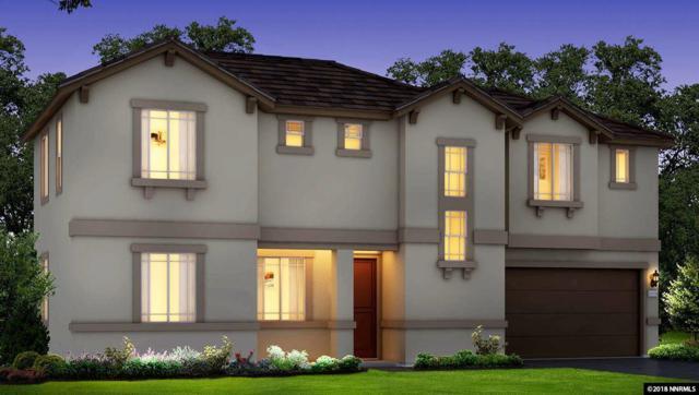 6769 Peppergrass Dr. Lot 85, Sparks, NV 89436 (MLS #180014362) :: Chase International Real Estate