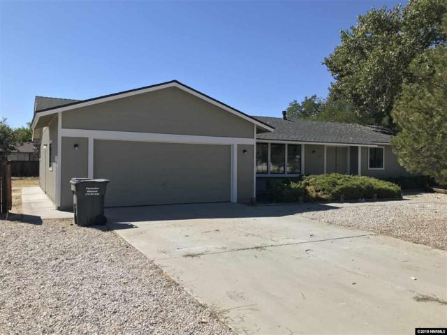1617 Red Road, Fallon, NV 89406 (MLS #180014366) :: Chase International Real Estate