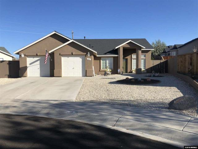 1943 Four Iron Ct., Fernley, NV 89408 (MLS #180014368) :: NVGemme Real Estate