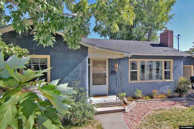 1420 Keystone Ave, Reno, NV 89503 (MLS #180014383) :: Chase International Real Estate