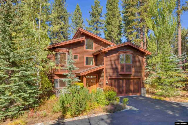 330 Glen Way 1 The Reserve, Incline Village, NV 89451 (MLS #180014386) :: Marshall Realty