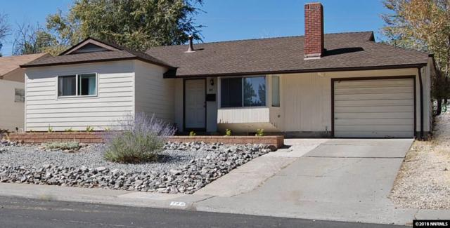 745 Ruby Avenue, Reno, NV 89503 (MLS #180014409) :: Marshall Realty