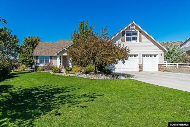 2874 Jackie Cir, Minden, NV 89423 (MLS #180014415) :: NVGemme Real Estate