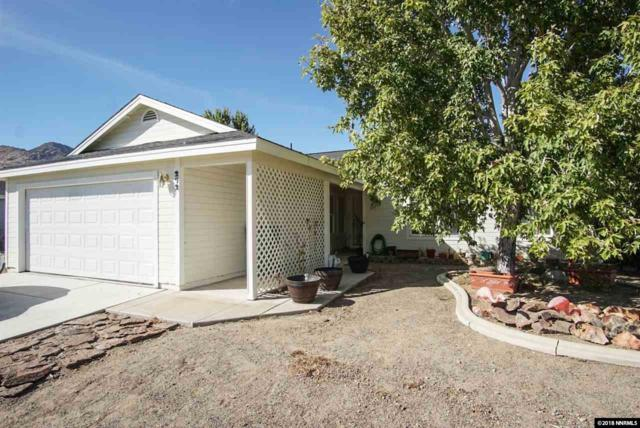 272 Monte Cristo, Dayton, NV 89403 (MLS #180014440) :: NVGemme Real Estate