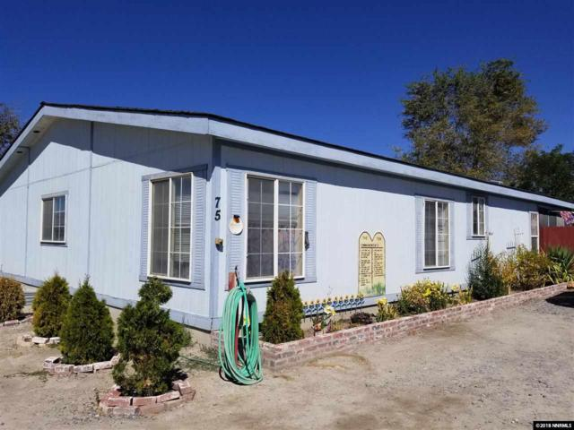 75 Charles Ct, Lovelock, NV 89419 (MLS #180014442) :: NVGemme Real Estate