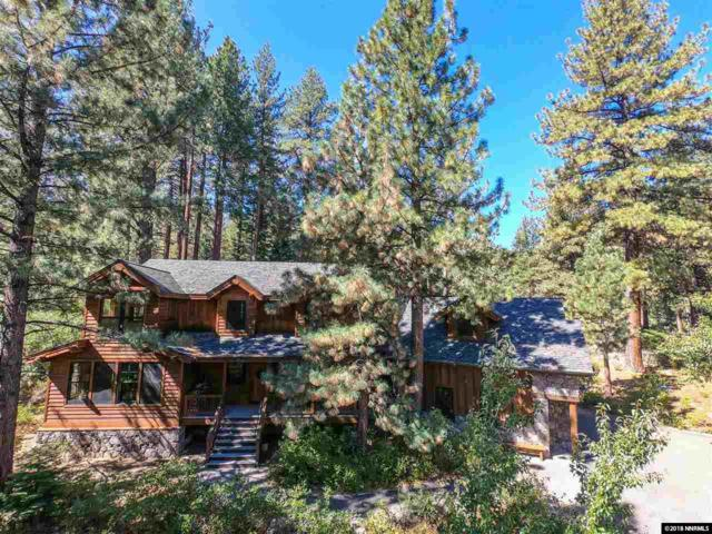 105 Hawkins Ranch Rd., Markleeville, Ca, CA 96120 (MLS #180014451) :: NVGemme Real Estate