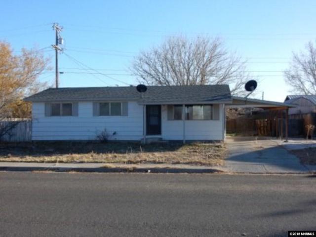 692 Wilson Ave, Battle Mountain, NV 89820 (MLS #180014468) :: Marshall Realty