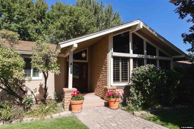 4 Glenbrook Cir., Carson City, NV 89703 (MLS #180014478) :: Harpole Homes Nevada