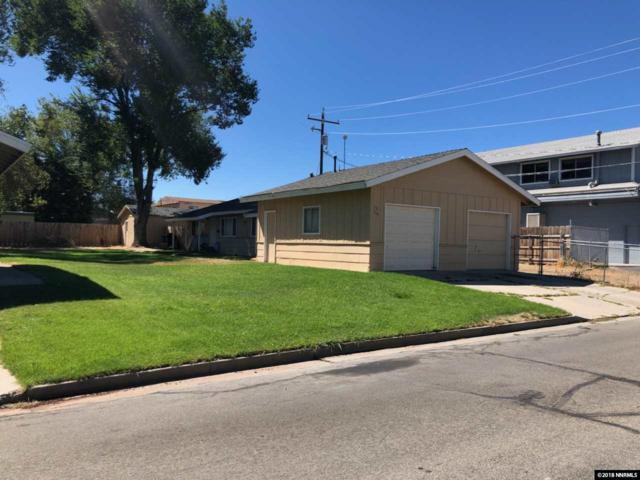 331/333 Industrial Park, Carson City, NV 89701 (MLS #180014490) :: Harpole Homes Nevada