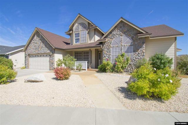 4015 Southpointe Dr., Carson City, NV 89701 (MLS #180014497) :: The Mike Wood Team
